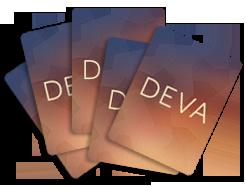 Hiro Boga Deva Cards