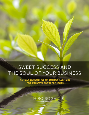 Sweet Success and the Soul of Your Business ebook