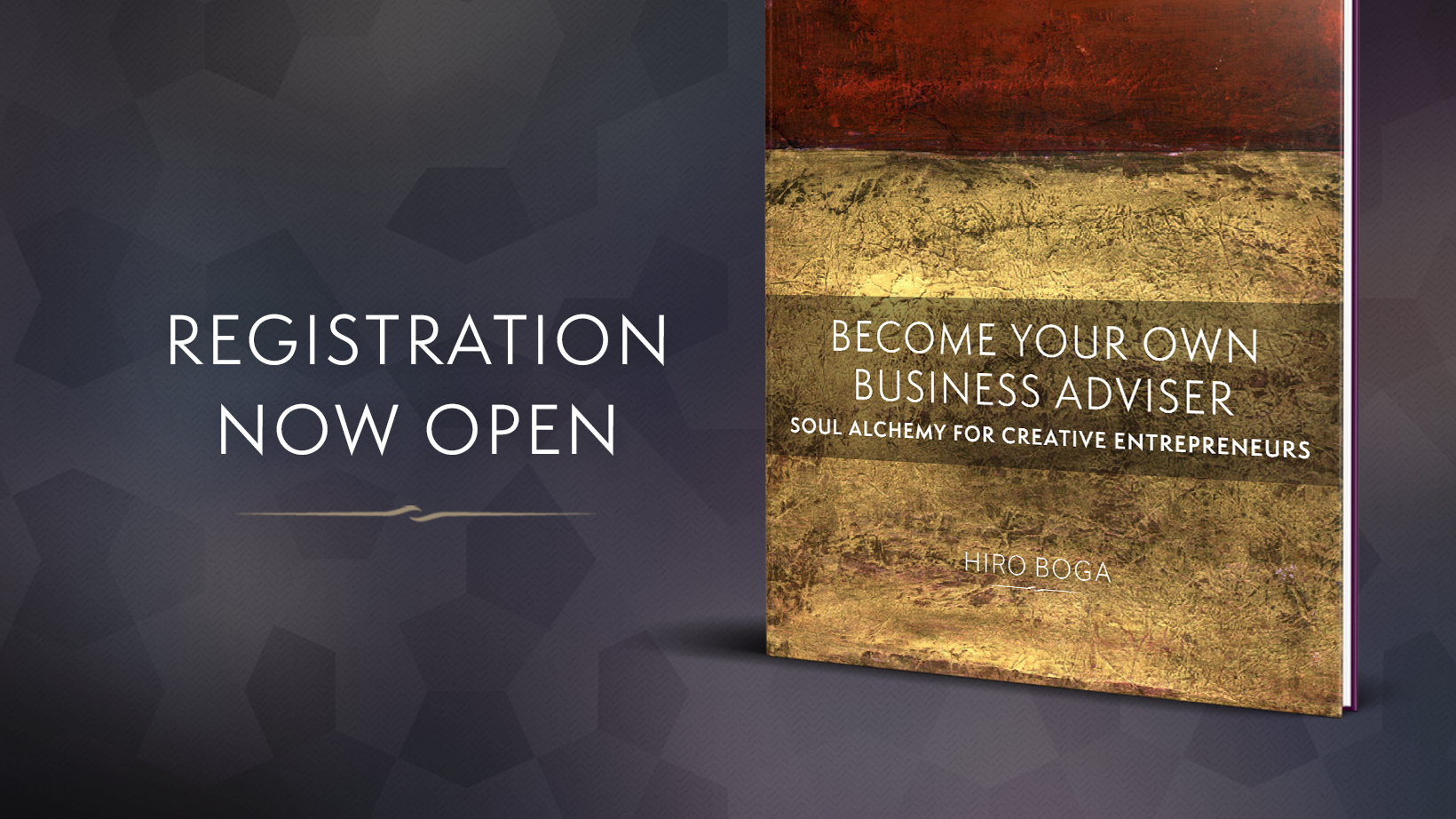Become Your Own Business Adviser   Hiro Boga