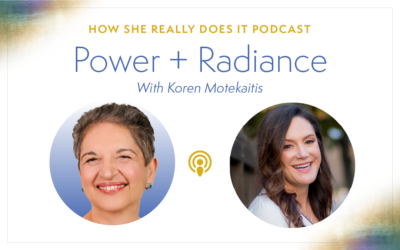 Power and Radiance with Koren Motekaitis