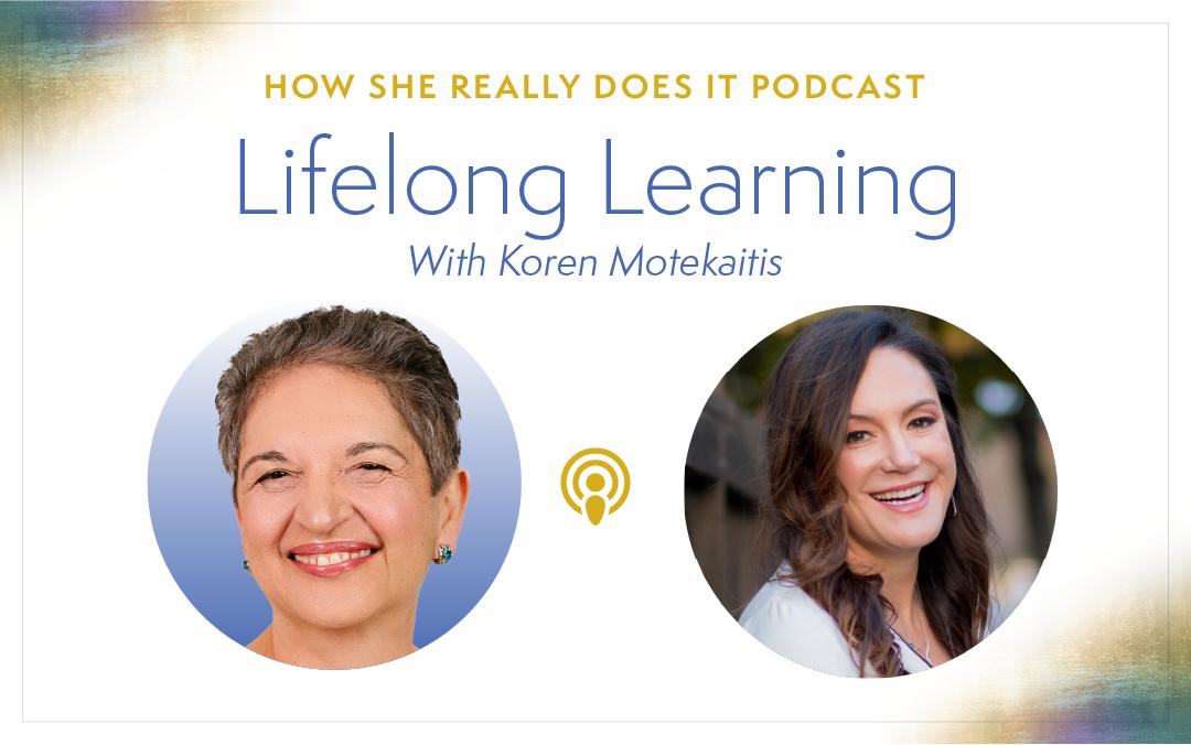 Lifelong Learning with Koren Motekaitis